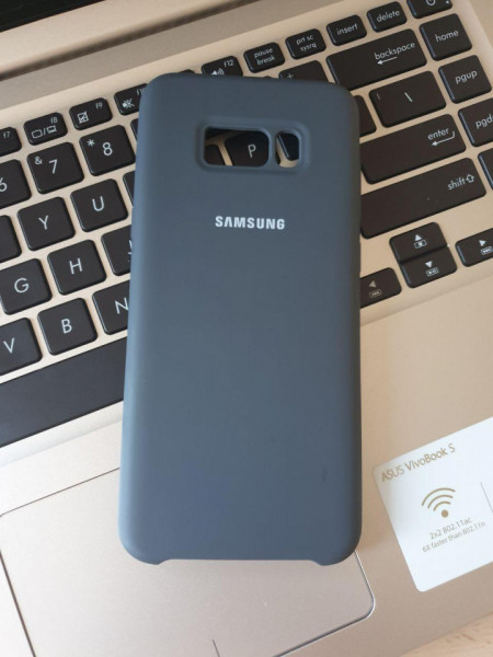 Silicone Cover Samsung S8 Plus