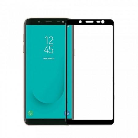 Folie sticla 4D Samsung J6 (2018) - negru