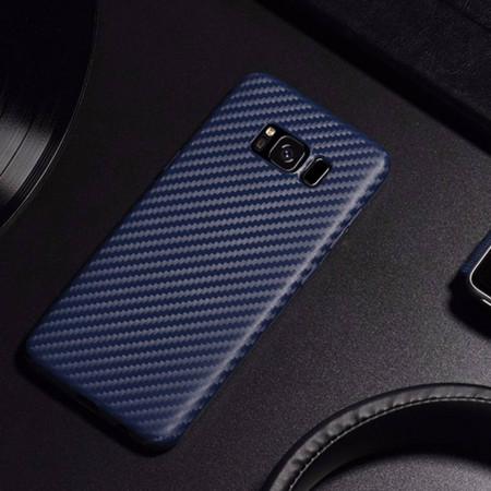 Husa Delicate Shadow Hoco Samsung S8 albastru