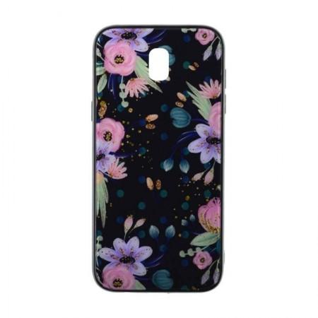 Husa Glass Case Samsung A6 Plus 2018 - model 1