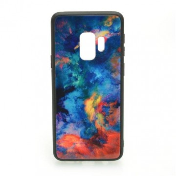 Husa Glass Case Samsung S9 - Model 1