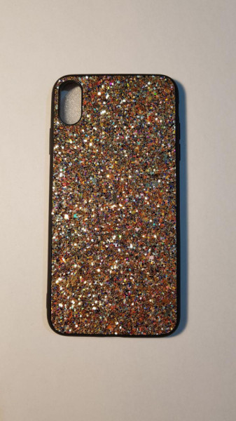 Husa Glitter iPhone XS Max model 2