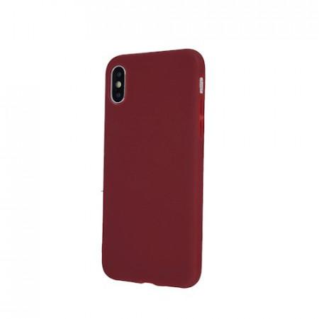 Husa Matt Tpu Samsung A10, Burgundy