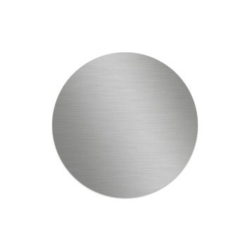 Placa Metalica Pentru Suport Auto Magnetic, Silver