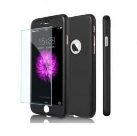 Husa 360 pentru Iphone 7 plus - Negru
