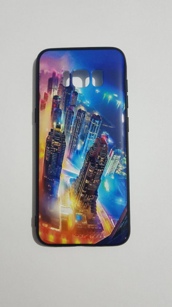 Husa 3D Samsung S8 - model 3