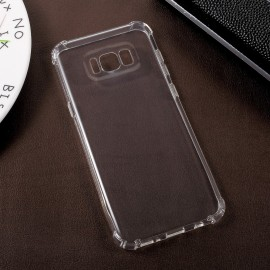 Husa Antisoc Transparenta Samsung S8+