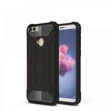 Husa armura strong Huawei P smart - Negru