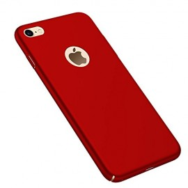 Poze HUSA FROSTED IPHONE 5S / SE RED