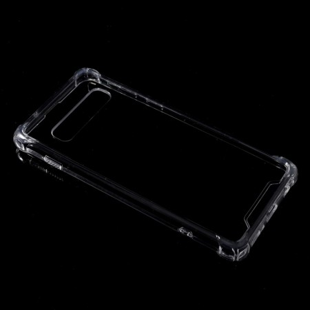 Poze Husa silicon transparent anti shock Samsung S10