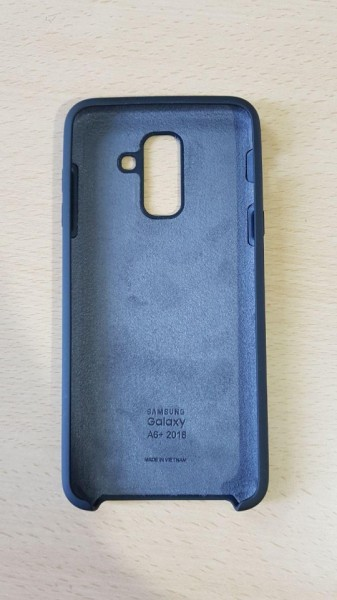 Silicone Cover Samsung A6 Plus 2018