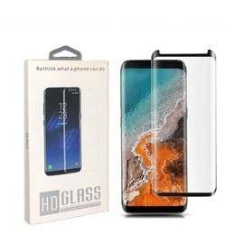 Sticla Securizata 5d Curbata Full Adeziv Samsung S9 Plus, Black