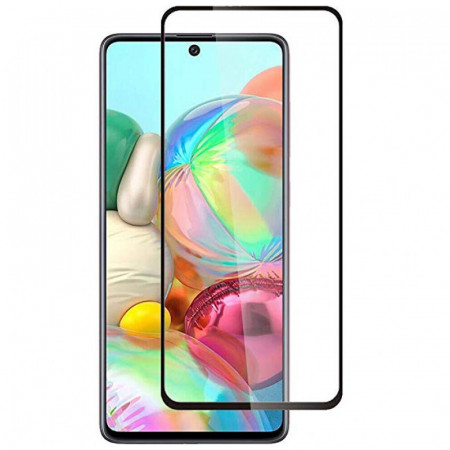 Sticla Securizata 5d Full Screen 3mm Samsung A71 / Note 10 Lite, Black