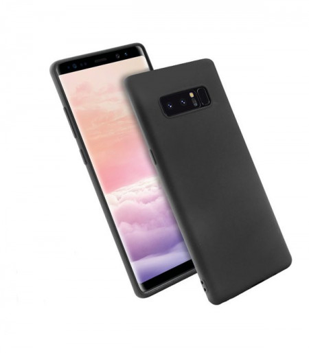 Husa Silicon Premium pentru Samsung Note 8