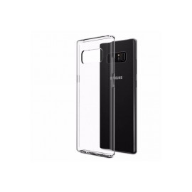 Husa silicon slim Samsung Note 8 - transparent