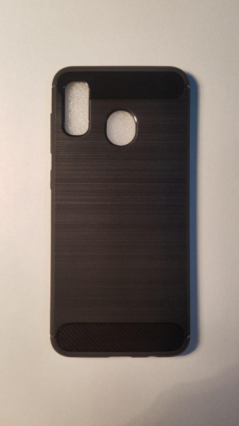 Husa silicon carbmat Samsung A30