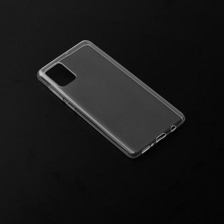 Husa Ultraslim 1,8mm Samsung A71, Transparent