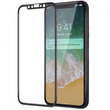 """Sticla Securizata 5d Full Screen 2mm (full Glue) iPhone XR / 11 (6.1"""")"""