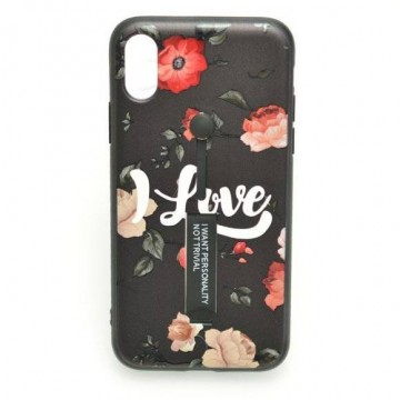 Poze Husa 3D + Oil Injection Samsung S8 Plus - love