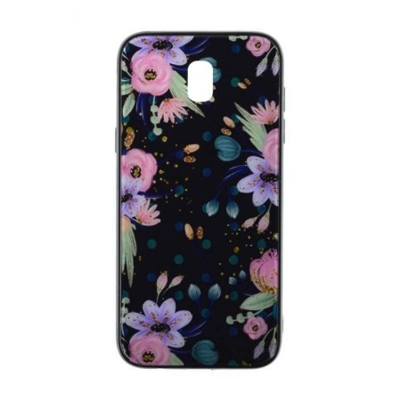 Husa Glass Case Samsung A7 2018 - model 2