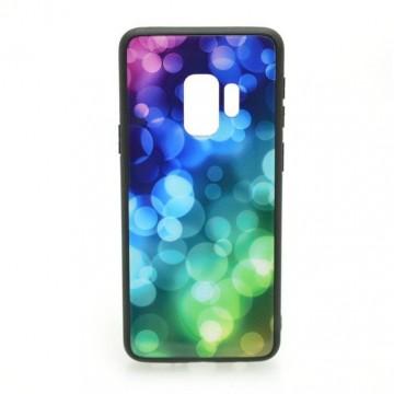 Husa Glass Case Samsung S9 Plus - Model 4
