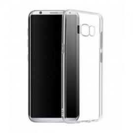 Husa silicon slim Samsung S8 transparent