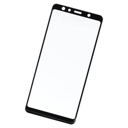 Folie din sticla 3D Samsung A750, A7 2018 negru
