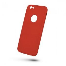 HUSA 360 GRADE SHINE SILICON IPHONE 6 / 6S, RED