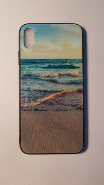 Husa Glass Case iPhone XS Max