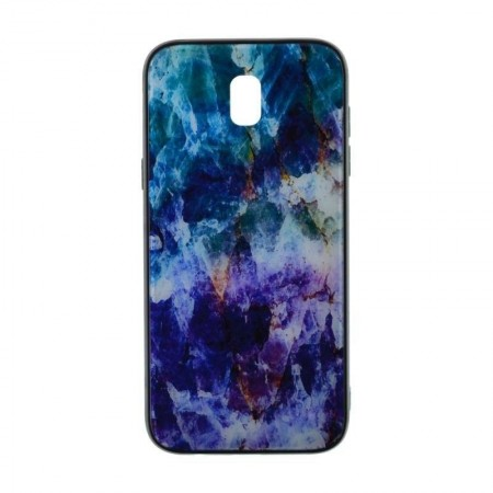 Husa Glass Case Samsung A7 2018 - model 3
