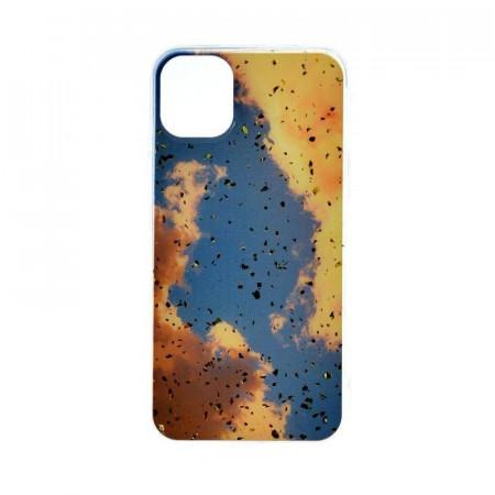 Husa TPU + acryl Marble Apple Iphone 11 Pro (5.8)
