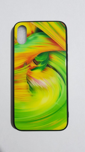 Husa Glass Case iPhone X - model 1