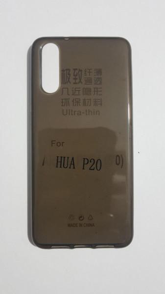 Poze Husa silicon slim Huawei P20 - Fumurie