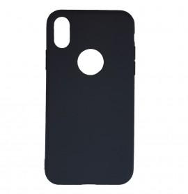 Husa silicon slim mat - pentru iPhone X