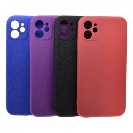 Husa TPU Flash Oil IPhone 11 Pro (5.8) negru