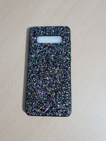 Husa TPU Glitter Samsung S10 Plus model 01