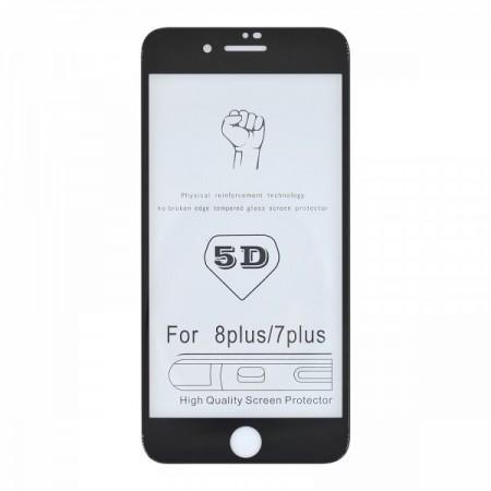 Sticla Securizata 5d Full Screen 2mm (full Glue) Huawei P Smart Plus