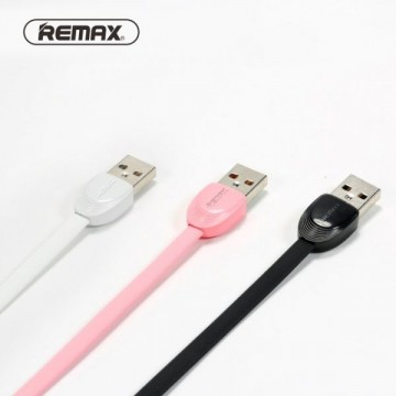 Cablu Remax RC-040 MicroUSB, 100cm - Negru
