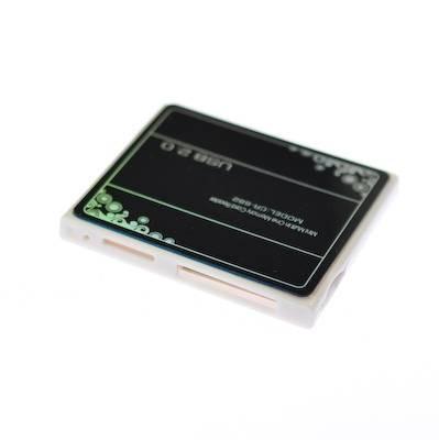 Cititor memorii CR-682 SD+MMC+M2+Micro+MS-ProDuo