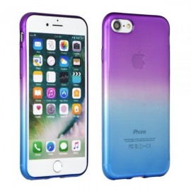 Poze HUSA FORCELL OMBRE IPHONE 7 PLUS, PURPLE-BLUE