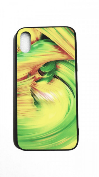 Husa Glass Case Iphone X - model 1