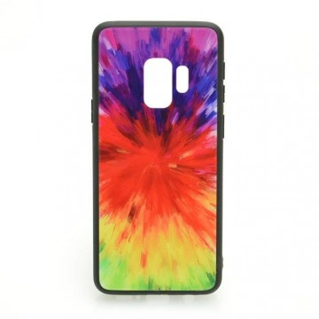 Poze Husa Glass Case Samsung S8 model 2