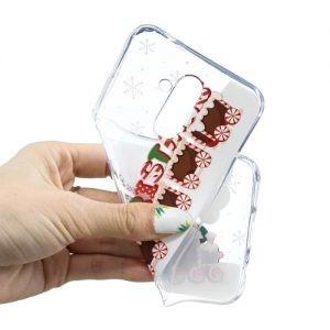 Husa Printing Christmas Tpu Huawei Mate 20 Lite, Christmas
