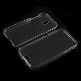 Husa silicon 360 fata + spate Samsung A3 2017