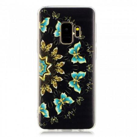 Poze Husa silicon design printat Samsung S9