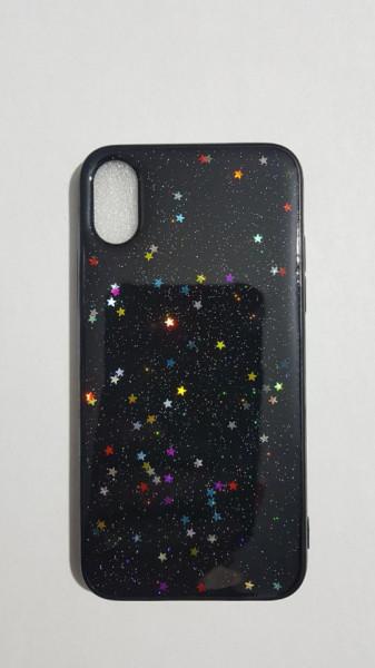 Husa TPU Stars iPhone X