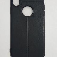Husa LitChi Apple Iphone X - negru