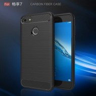 Carbon Black case for Huawei P Smart