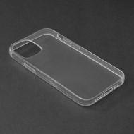 Husa Clear Silicone (bulk) - iPhone 12 / 12 Pro - Transparent