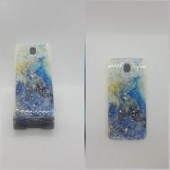 Husa TPU + acryl Marble Samsung J5 2017 model 2